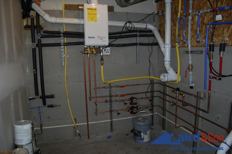 tankless water heater systems in toronto
