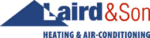 Laird & Son Heating & Air Conditioning Logo