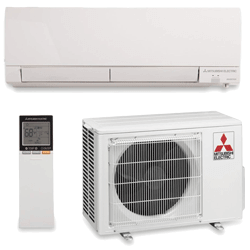 Mitsubishi Ductless Air Conditioners Toronto