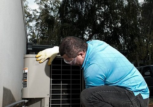 air conditioner fan repair